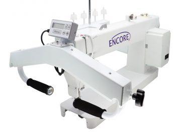 Encore 18x8 Inch Long Arm Quilting Machine