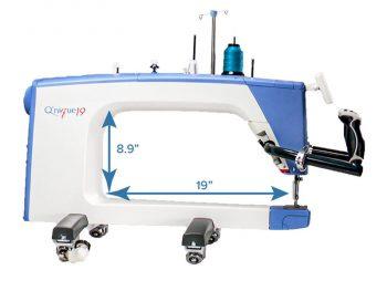 Grace Company Qnique 19 Long Arm Quilting Machine