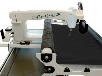 """HQ Fusion Package 24"""" Long Arm Quilter"""